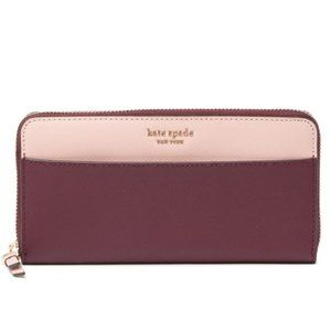 Kate Spade Cherrywood Cameron Continental Wallet